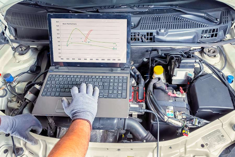 automobilio diagnostika už gerą kainą