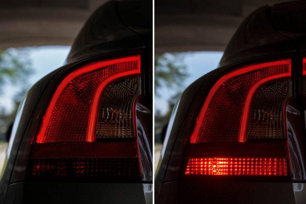 automobilių žibintų ir šviesų sueuropinimas