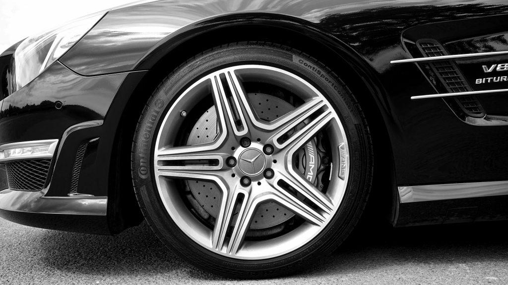subalansuoti automobilio ratai
